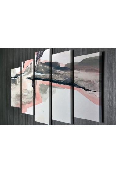 Set 5 tablouri Vega 265VGA1171 Multicolor - els