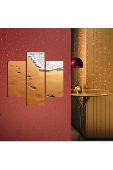 Tablou decorativ (3 bucati) Three Art 251TRE1914 multicolor