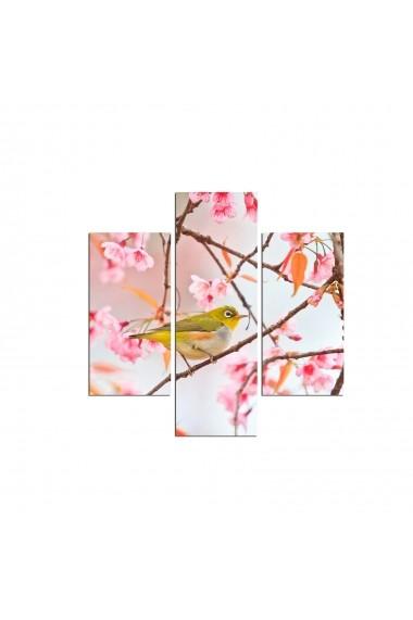 Tablou decorativ (3 bucati) Three Art 251TRE1920 multicolor