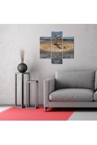 Tablou decorativ (3 bucati) Three Art 251TRE1925 multicolor