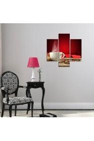 Tablou decorativ (3 bucati) Three Art 251TRE1932 multicolor