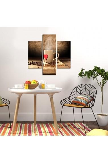 Tablou decorativ (3 bucati) Three Art 251TRE1936 multicolor