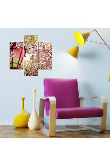 Tablou decorativ (3 bucati) Three Art 251TRE1937 multicolor