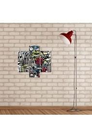 Tablou decorativ (3 bucati) Three Art 251TRE1956 multicolor