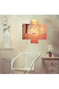 Tablou decorativ (3 bucati) Three Art 251TRE1961 multicolor