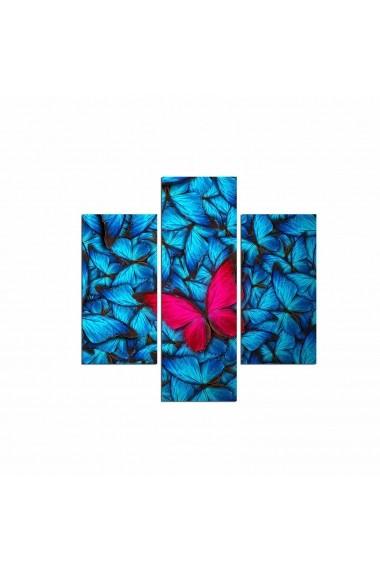 Tablou decorativ (3 bucati) Three Art 251TRE1966 multicolor