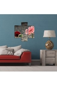 Tablou decorativ (3 bucati) Three Art 251TRE1997 multicolor - els
