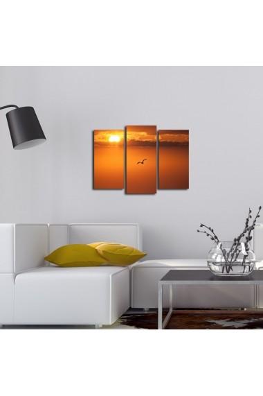 Tablou decorativ (3 bucati) Sightly 252SGH1251 multicolor