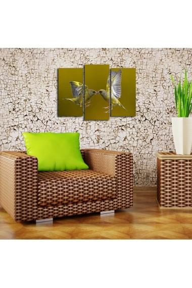 Tablou decorativ (3 bucati) Sightly 252SGH1261 multicolor