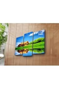 Tablou decorativ (3 bucati) Sightly 252SGH1276 multicolor