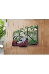 Tablou decorativ (3 bucati) Sightly 252SGH1283 multicolor
