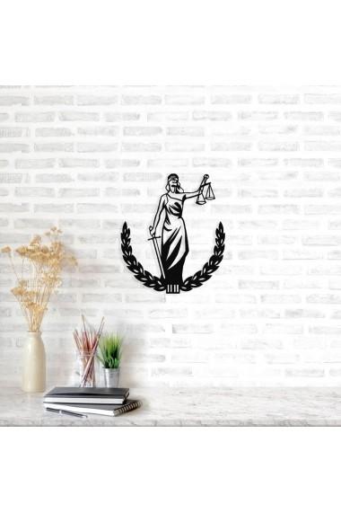 Accesoriu decorativ Ocean 874OCN1056 negru
