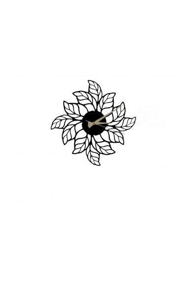 Ceas decorativ Ocean 874OCN2010 negru