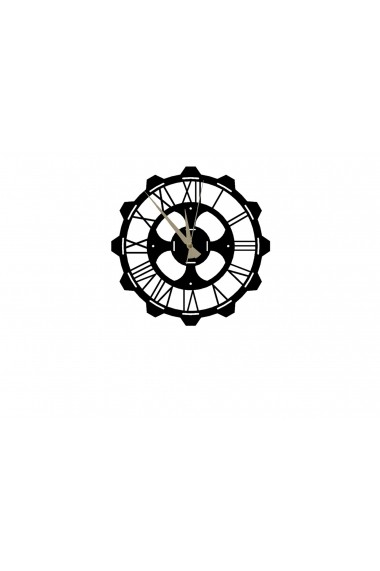Ceas decorativ Ocean 874OCN2014 negru