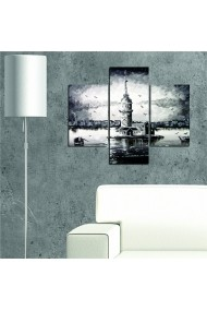 Tablou decorativ (3 bucati) Allure 221ALL1912 multicolor