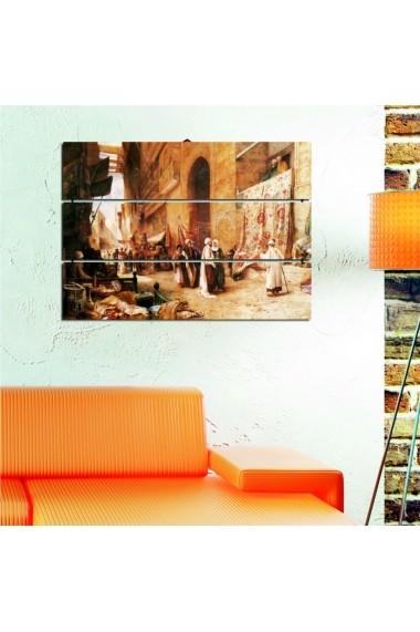 Tablou decorativ (3 bucati) Allure 221ALL1960 multicolor