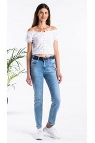 Jeans Melinda 578MLD2518 alb