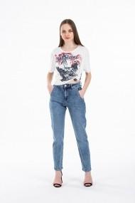 Jeans Melinda 578MLD2525 alb
