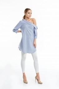 Rochie Melinda 578MLD2108 albastru