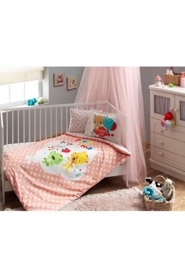 Set lenjerie de pat pentru copii Tac 144TAC1063 Multicolor