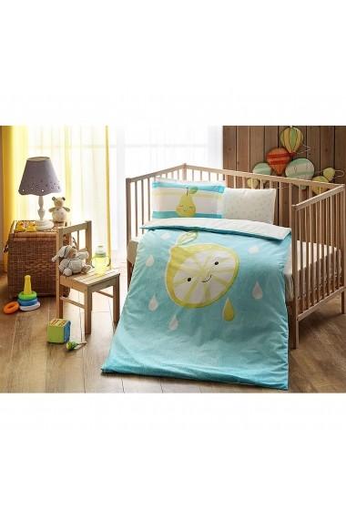 Set lenjerie de pat pentru copii Tac 144TAC1060 Multicolor