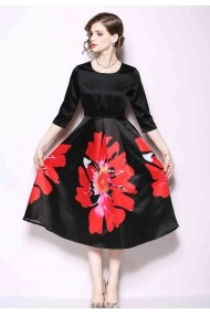 Rochie Ferraga QK160 Floral