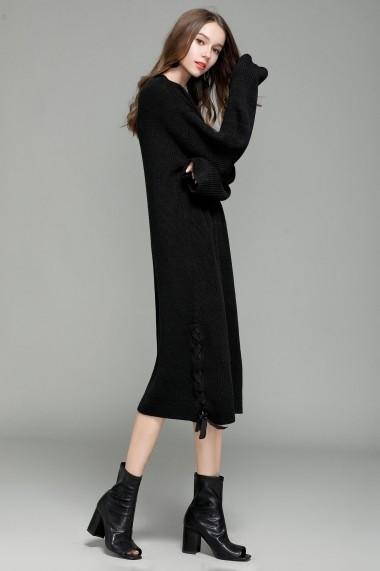 Rochie Caifeng YH-0607139 negru