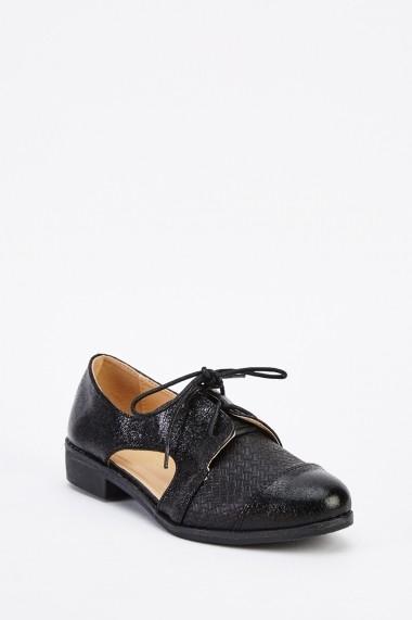 Pantofi 639166-265243 Negru