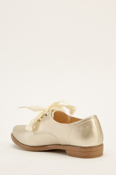Pantofi 640947-268748 Auriu