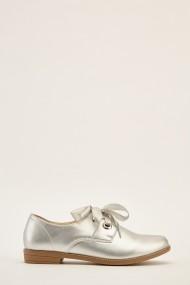 Pantofi 640947-268749 Argintiu