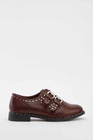 Pantofi 641284-269366 Bordo