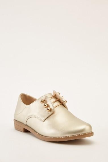 Pantofi 641264-269326 Auriu