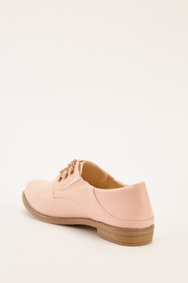Pantofi 641271-269341 Alb
