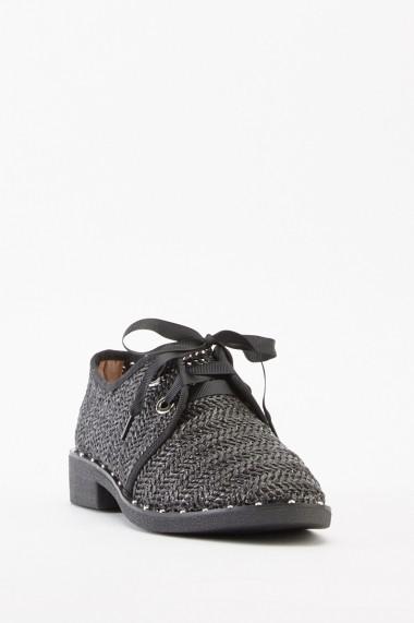 Pantofi 641507-269825 Negru