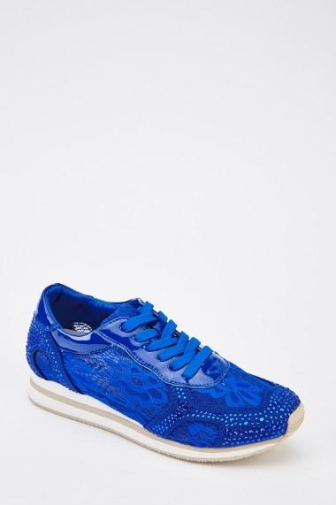 Pantofi sport 629385-246067 Albastru - els