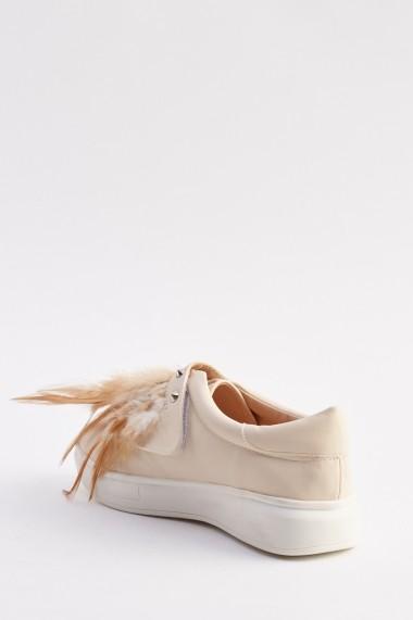 Pantofi sport 640357-267546 Crem