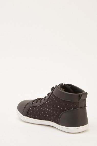 Pantofi sport 640654-268168 Negru