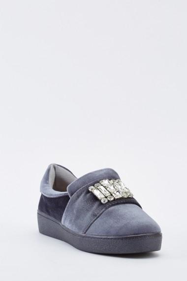 Pantofi sport 642158-271170 Negru - els