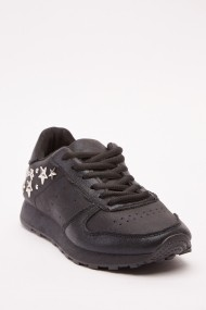 eOutlet Sneaker cipő FVP-642873-272796 Fekete
