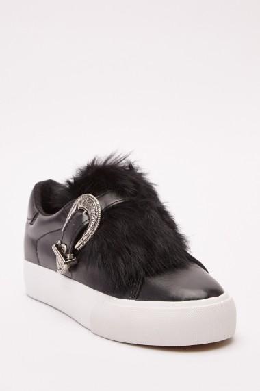 Pantofi sport 642874-272797 Negru - els