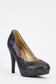 Pantofi cu toc 630868-249041 Negru