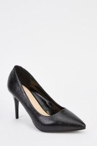 Pantofi cu toc 630690-248628 Negru