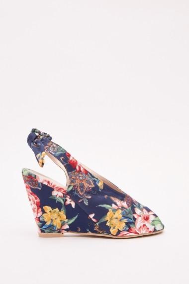 Pantofi cu toc 642595-272111 Negru - els