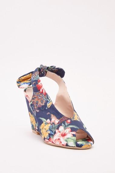 Pantofi cu toc 642595-272111 Negru