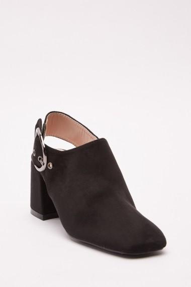 Pantofi cu toc 642606-272143 Roz