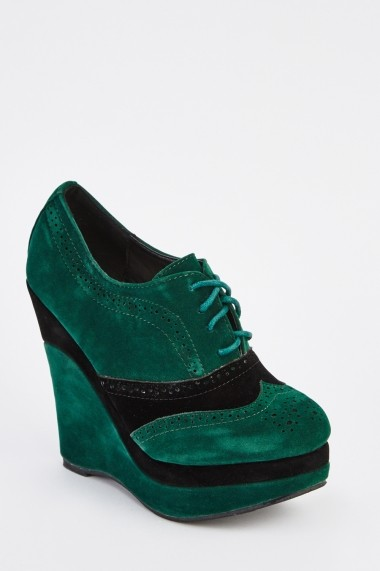 Botine 630378-248027 Verde