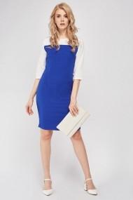 Rochie 662626-309876 albastru