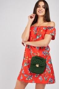 Rochie 665874-315565 floral