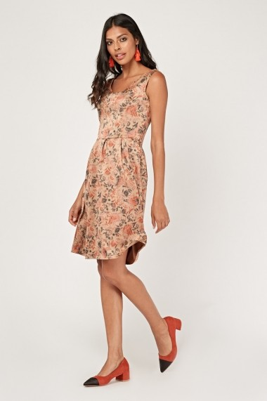 Rochie scurta 641605-270021 Floral