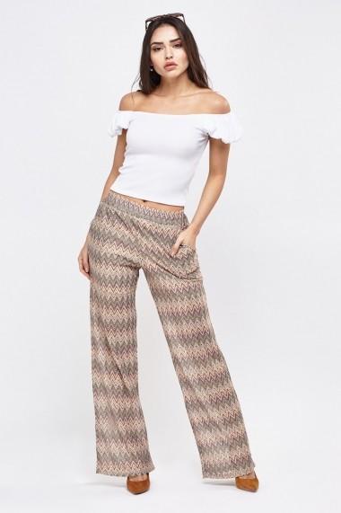 Pantaloni 630230-247764 Multicolor